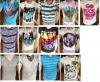 13 triček od značek Pull&Bear, Fishbone, H&M
