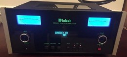 McIntosh C2500 Tube Pre Amplifier EXCELLENT Stav s